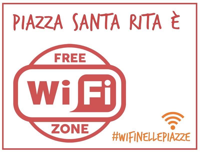 Photo of A Santa Rita il WiFi è free!