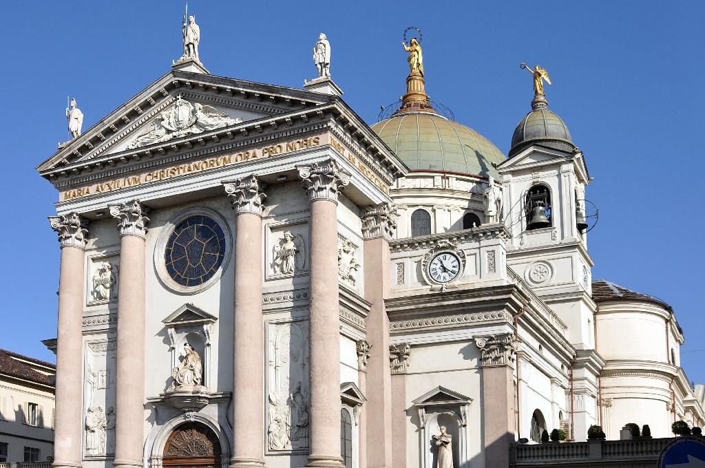 9 giugno 1868: inaugurata la basilica di Maria Ausiliatrice di Torino