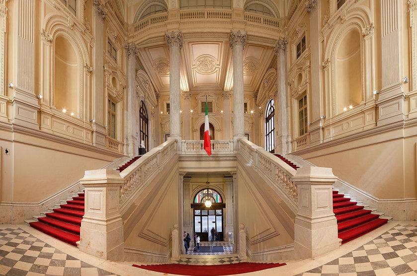 Torino Musei Reali: da oggi orario aperti fino alle 19
