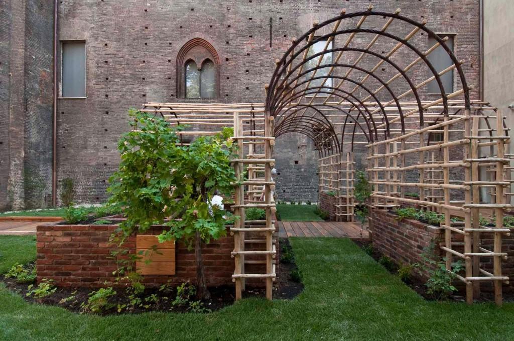 Il giardino di Palazzo Madama torna a fiorire