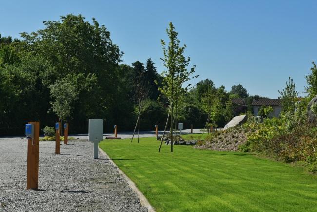 Grinto: il campeggio eco sostenibile al parco delle Vallere