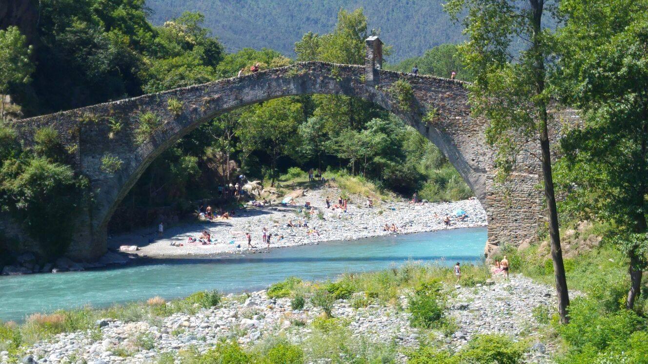 Alla scoperta del Ponte del Diavolo di Lanzo