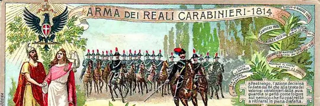 Photo of Nascita Arma Carabinieri: era il 13 Luglio del 1814!