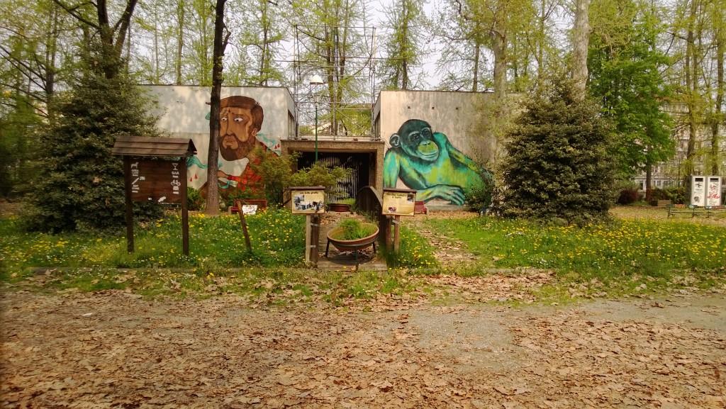Parco Michelotti di Torino, da zoo a biosfera grazie a Zoom