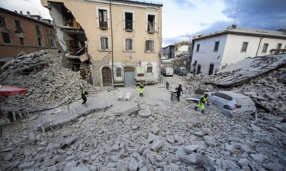 Terremoto Centro Italia: avvia le donazioni tramite Specchio dei Tempi