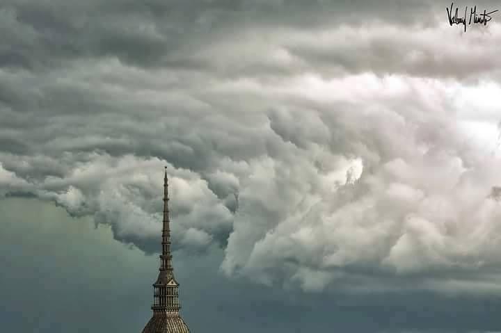 Meteo Torino: questa settimana ricordatevi l'ombrello