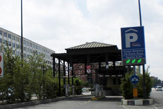 Porta Susa, il parcheggio interrato di 2600 mq apre entro Natale