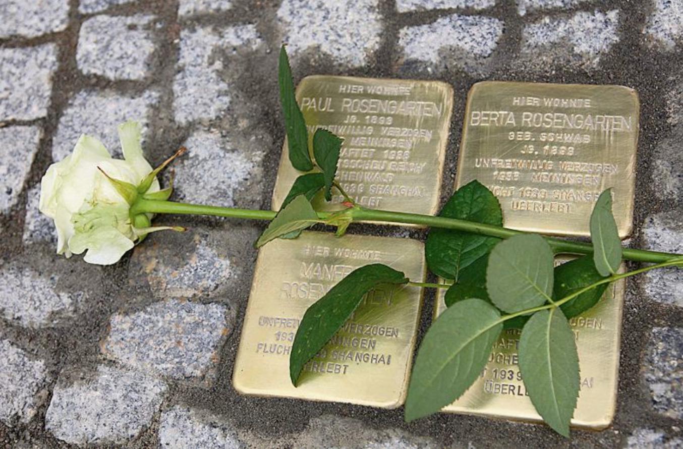 Photo of Le pietre d'inciampo saranno posizionate a Torino per il terzo anno