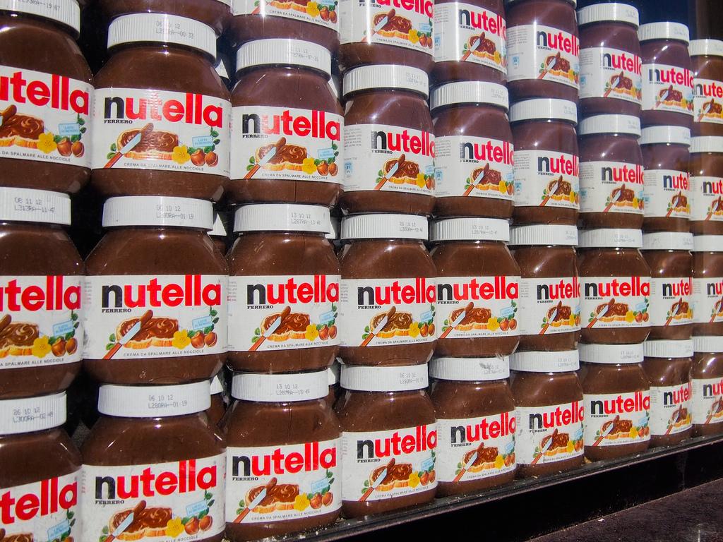 Photo of Nutella è il marchio più amato dagli italiani nel 2017