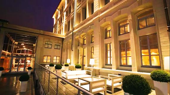 Photo of AC Hotel Torino by Marriott: storia di un importante pastificio dal fascino antico