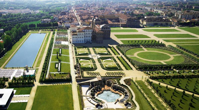 Photo of La Reggia di Venaria a capo del Consorzio delle Residenze reali sabaude