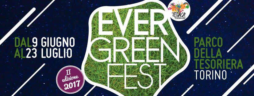 Photo of Evergreen Fest al Parco della Tesoriera di Torino