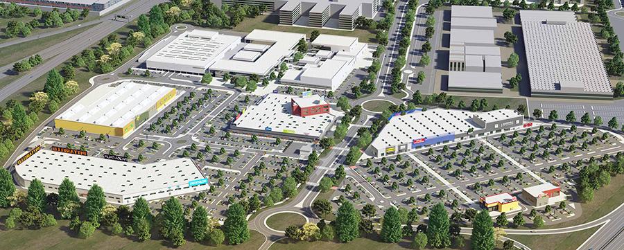 Photo of Settimo Torinese, al via il processo di ampliamento di Settimo Cielo Retail Park
