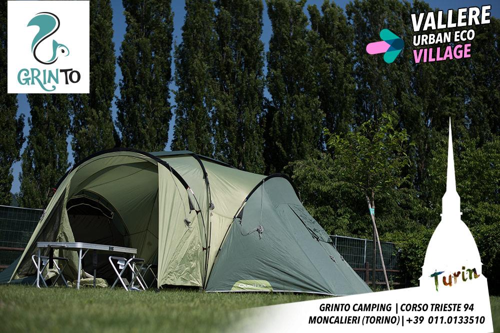 Photo of Grinto, il campeggio ecosostenibile a Torino!