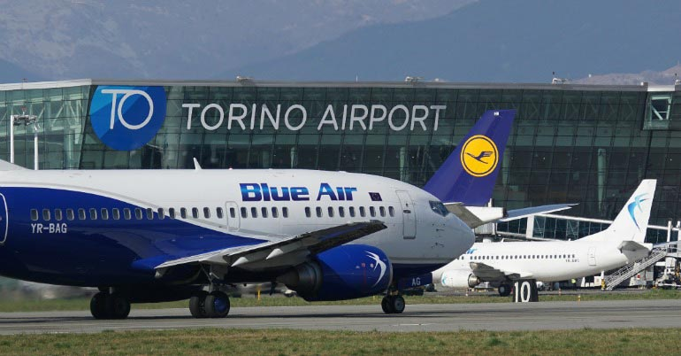 Photo of Caselle, Blue Air lancia il nuovo volo Torino-Parigi