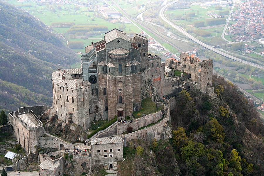 Photo of Sacra di San Michele, il monumento simbolo del Piemonte