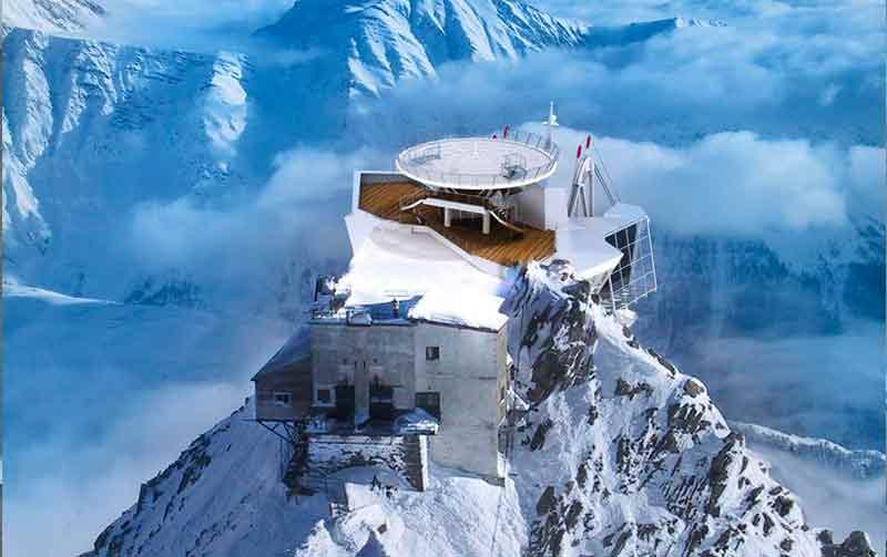 Lo Skyway Del Monte Bianco Un Panorama Unico Al Mondo Dalla