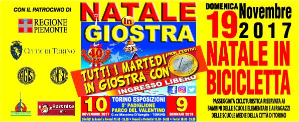 Natale in Giostra a Torino: l'imperdibile appuntamento dei piccini!