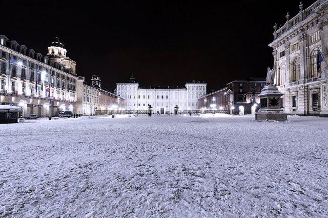 Meteo a Torino: weekend soleggiato e lunedì neve!