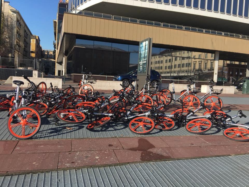 Photo of Torino, il bike sharing a flusso continuo sarà oggetto di limitazioni: nuove normative in arrivo