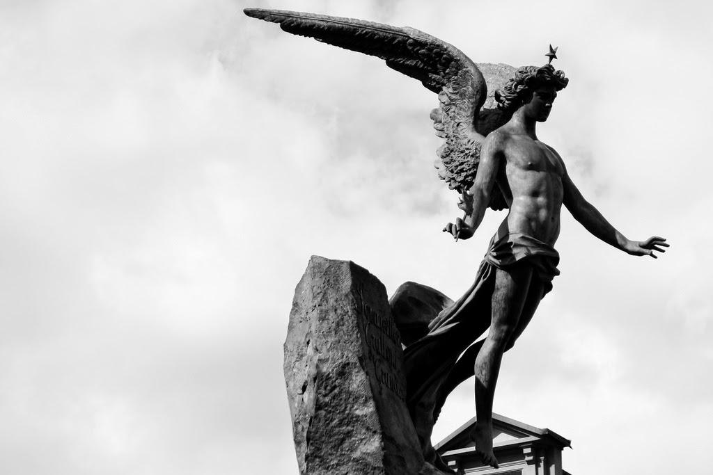 Monumento al traforo del Frejus Piazza Statuto