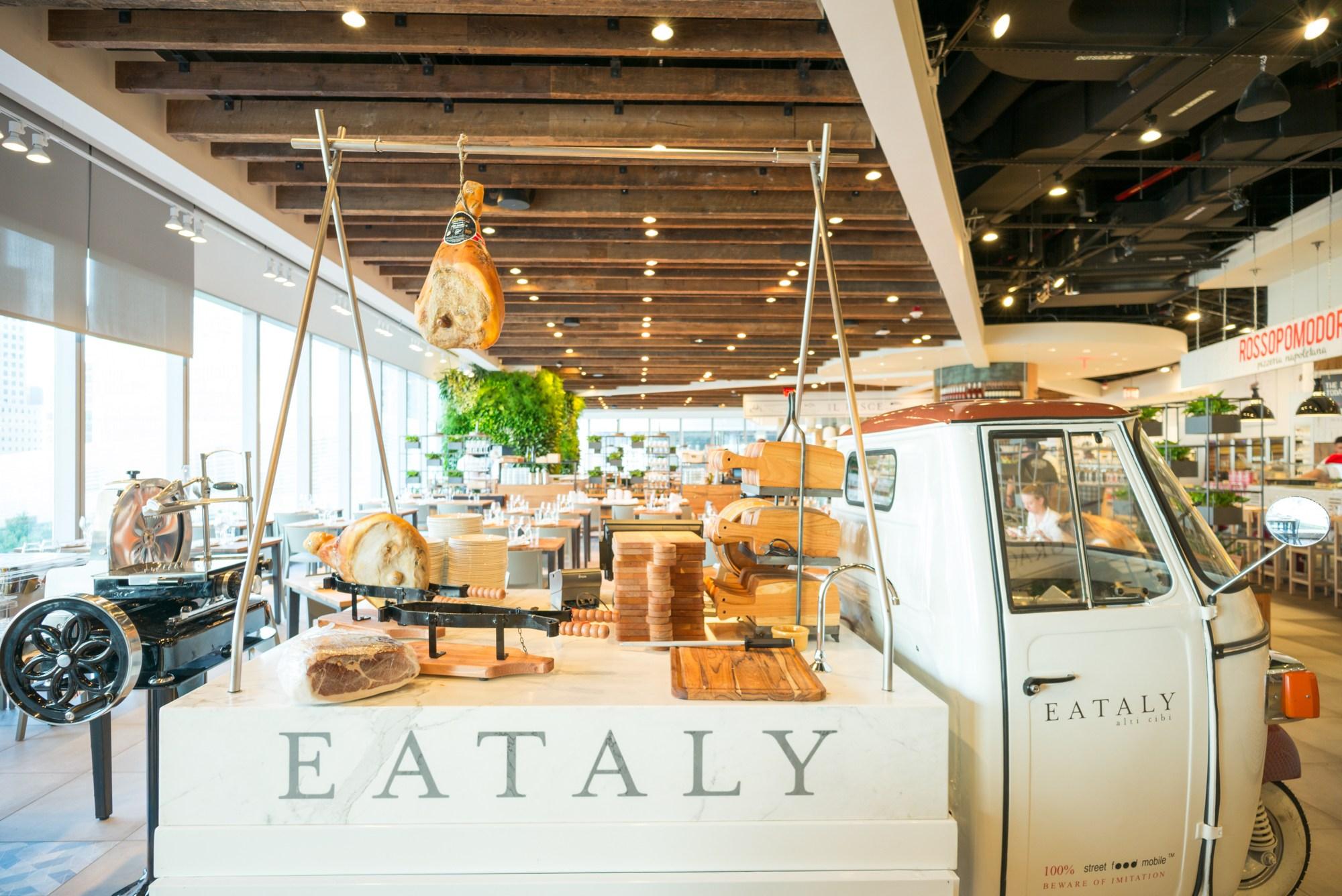 Photo of Arriva un nuovo negozio Eataly a Stoccolma: si tratta del quarantesimo store in tutto il mondo