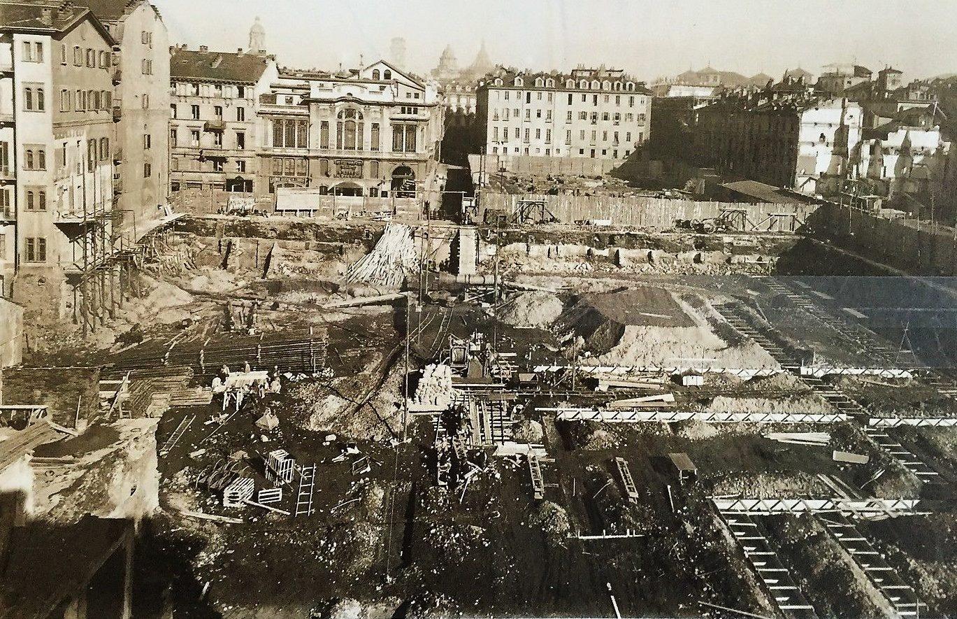 Tisanamento via Roma 1931