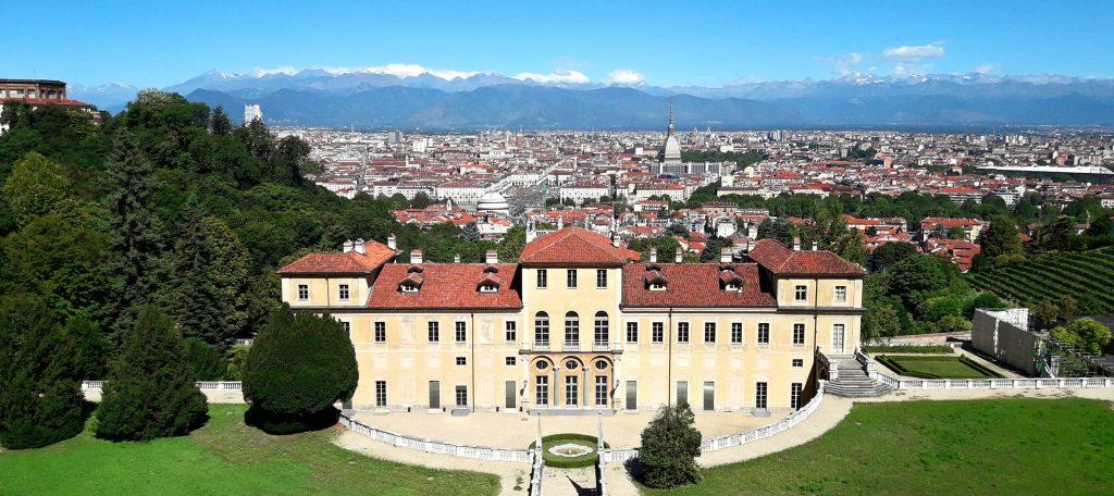 La Villa della Regina di Torino