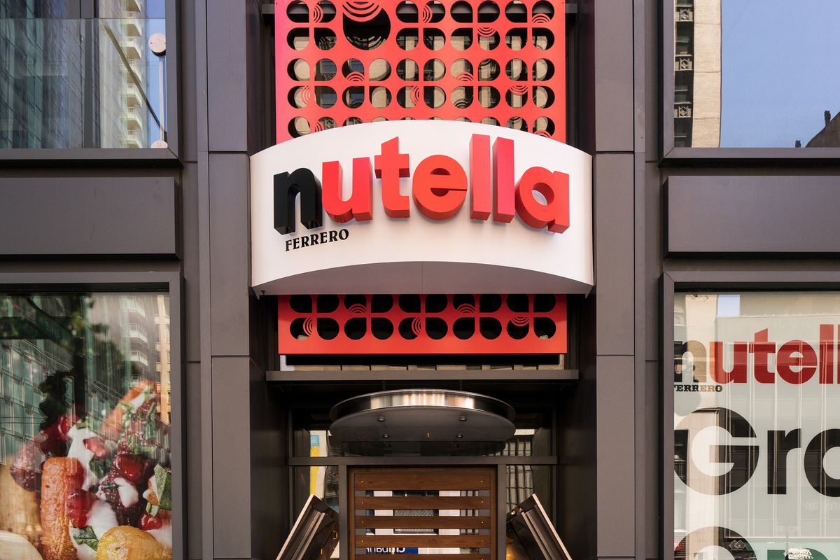 Photo of Nuova apertura del Nutella Cafè in America: sbarca a New York!