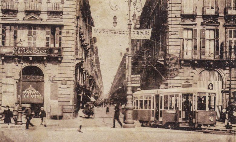 Via Garibaldi a Torino oggi