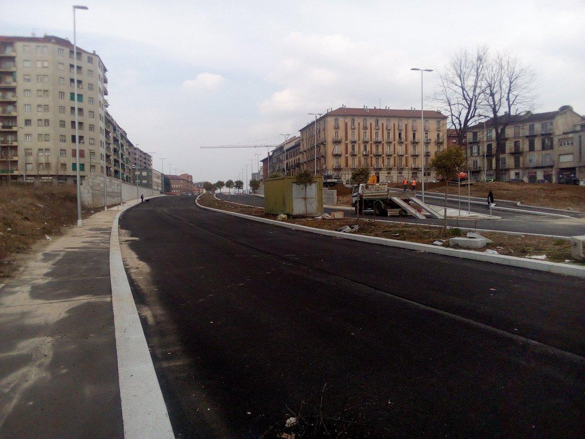 Photo of Torino, i lavori in corso Venezia procedono: aperto un nuovo tratto