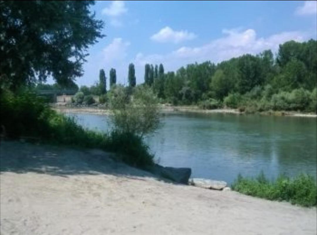 Photo of Torino, la Spiaggia sul Po nel Parco del Meisino, a pochi minuti dalla Mole