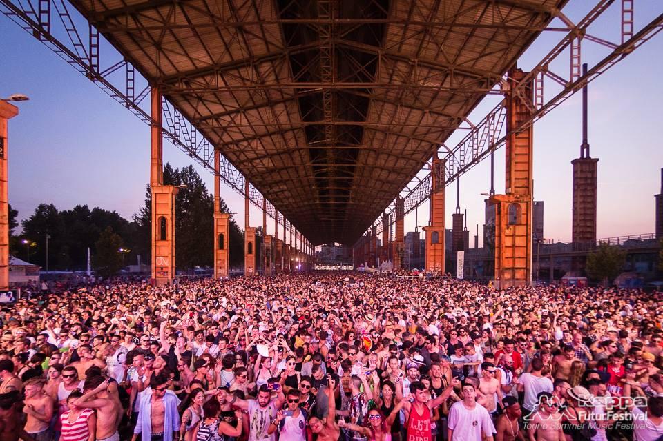 Photo of Arriva a Torino il Kappa Futur Festival: tanti ospiti famosi per la rassegna musicale