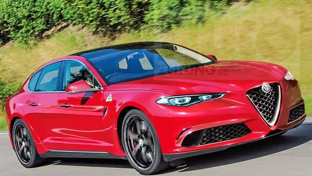 Photo of FCA, l'Alfa Romeo pronta a lanciare la nuova Alfetta per sfidare le berline tedesche