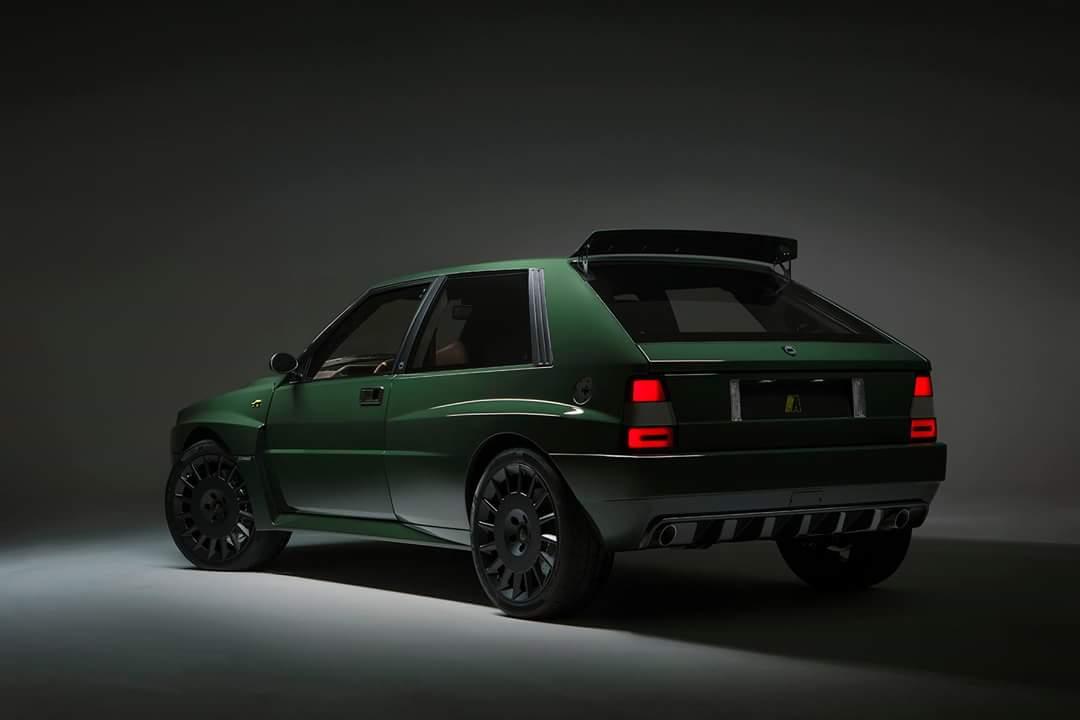 Photo of Arriva la Lancia Delta Futurista: prodotta a Torino, sarà presentata a Basilea domani