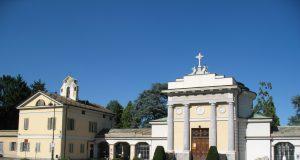 Prima cappella ortodossa al cimitero di Torino: unica in tutta Italia!