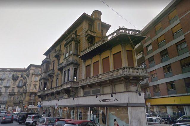 Il palazzo a forma di nave di Borgo San Paolo a Torino, Palazzina Plevna