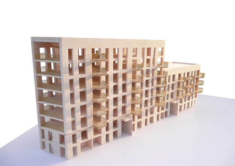 Photo of A Torino il primo palazzo di legno: disponibili case tecnologicamente avanzate