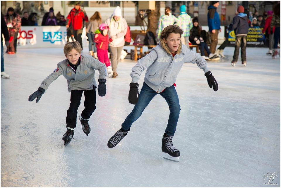 Dove pattinare sul ghiaccio a Torino: lista delle piste più belle della città