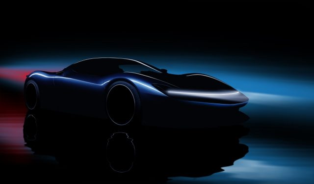Automobili Pininfarina lancia Battista, l'auto dedicata a