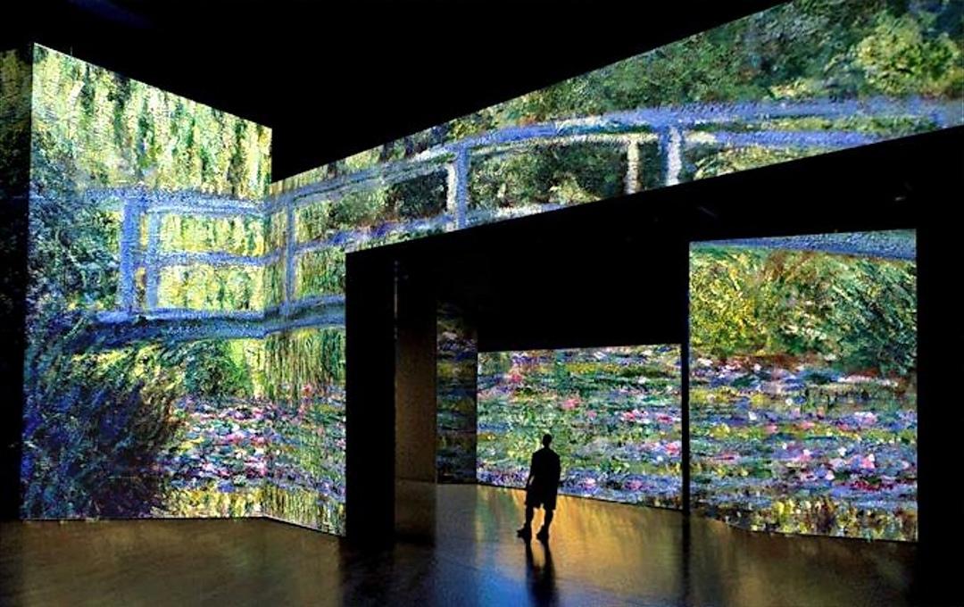 """Photo of """"Claude Monet – The immersive experience"""": arriva la mostra di Monet a Torino"""