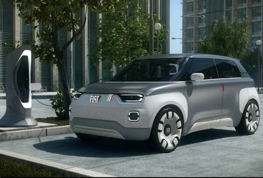 Photo of FCA, Fiat ha l'erede della Panda: è la Centoventi, vettura totalmente elettrica e con un design innovativo