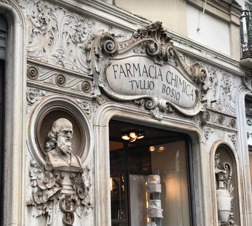 Photo of Farmacie antiche, piccolo viaggio attraverso le più belle di Torino
