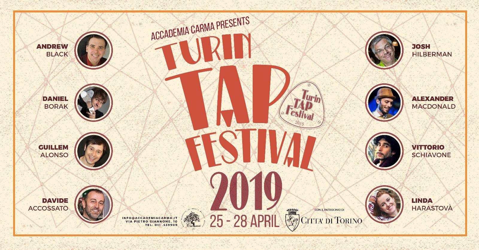 Photo of Turin Tap Festival 2019, il ritorno del Tip Tap