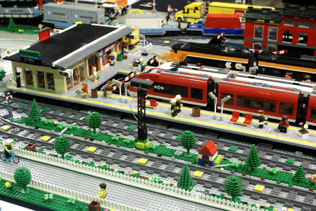 Photo of Torna Alpignano Brick Fest 2019, la mostra dei Lego di Alpignano