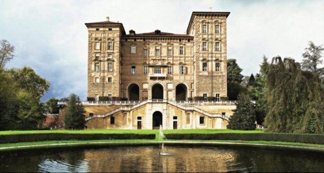 Riapre il parco del Castello di Agliè: era chiuso da due anni per motivi di sicurezza