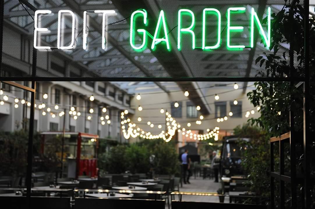 Photo of Apre a Torino Edit Garden, il nuovo dehors firmato Edit con cibo, cocktail e musica
