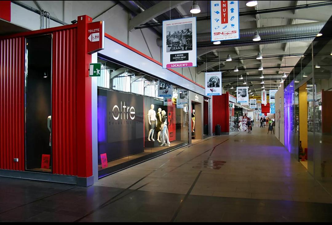 Torino, al via la riqualificazione delle Gallerie Snos: il centro si chiamerà Officine S