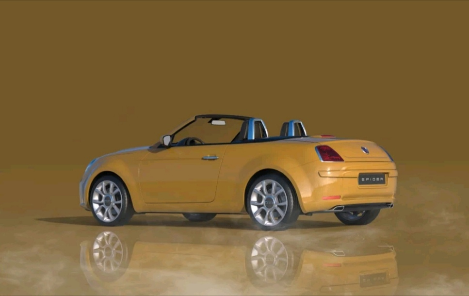 Photo of Fiat 500 Coupè e Fiat 500 Spider, i due progetti per rilanciare FCA diffusi in rete