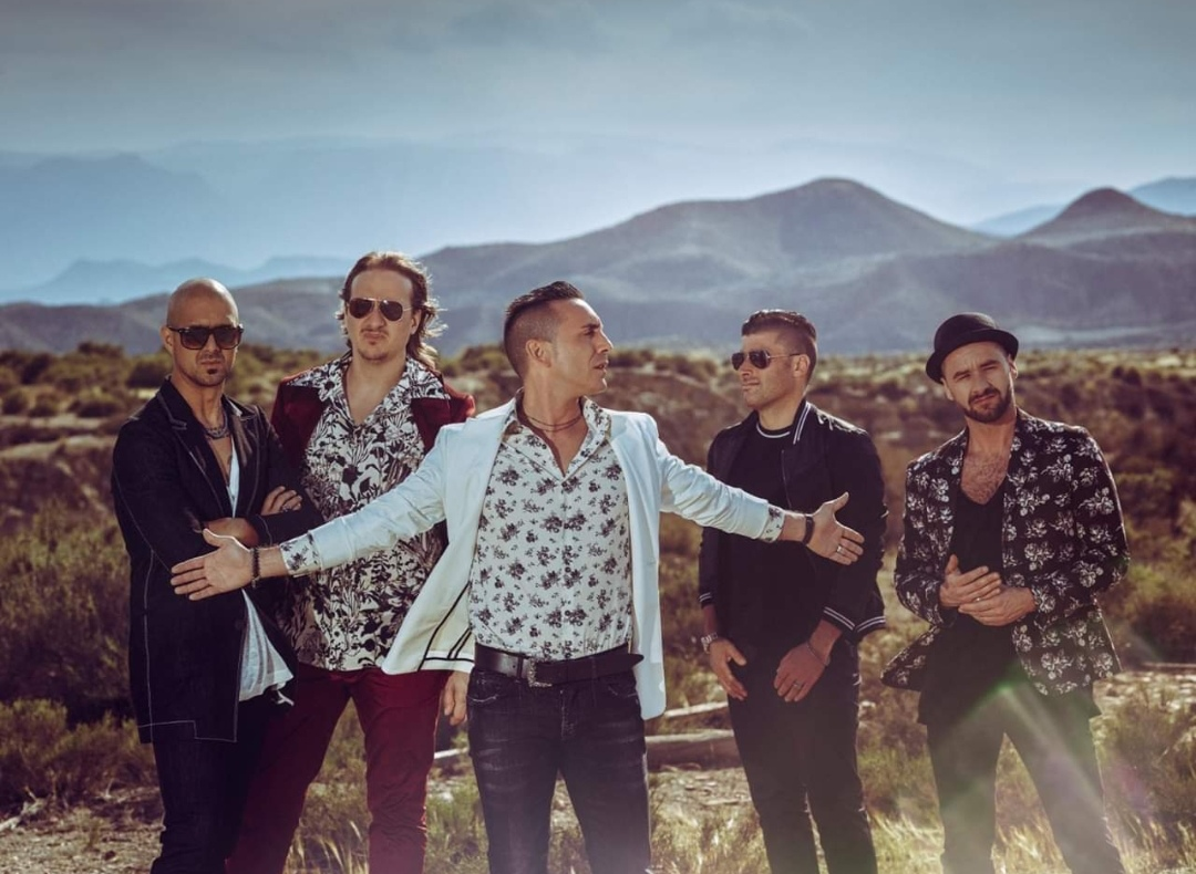 Modà a Torino: la band in concerto al PalaAlpitour